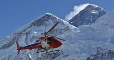 Everest Helicopter Tour provides you an fantastic view with Himalayan scenery in your reminiscence vacation in Nepal. In this Everest helicopter trekking tours one way strolling all the way to Gorek Shep and helicopter fly again to Lukla. John Lennon, Global Holidays, Luxury Holidays, Tolle Hotels, Everest Base Camp Trek, Nepal Trekking, Helicopter Tour, Day Hike, Day Tours
