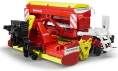 The Pottinger Vitasem 302ADD Harrow-Mounted Seed Drills from the Bruder Tractor collection - Discounts on all Bruder Toys at Wonderland Models.  One of our favourite models in the Bruder Tractor and Trailer range is the Bruder Pottinger Vitasem 302ADD Harrow-mounted Seed Drills.  http://www.wonderlandmodels.com/products/bruder-pottinger-vitasem-302add-harrow-seed-drill/