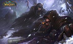 #hearthstone #warcraft #dwarf #nain #elfe #elf #chasseur #hunter