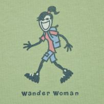 Wander Woman...This is all me!