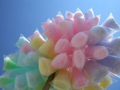 #Colorful #CottonCandy  Pinned by What I Like