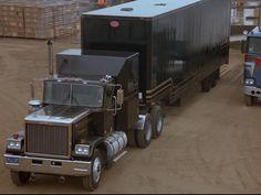 Mobile Repair Unit from Knight rider Chevy Trucks Older, Old Ford Trucks, Lifted Chevy Trucks, Big Rig Trucks, New Trucks, Custom Trucks, Mini Trucks, Pickup Trucks, Kitt Knight Rider