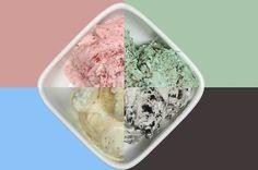 2 ingredients ice-cream = heavy cream + condensed milk