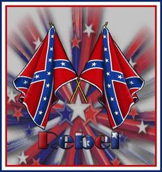 rebel flag background | rebel flags myspace layouts