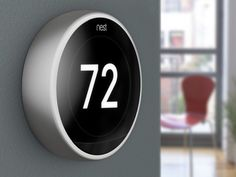 New Nest Thermostat Features Bigger Screen, More Sensors And Farsight