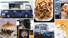 The Truck Stop. All Auckland's best food trucks at La Cigale markets, Parnell, every second Wednesday night