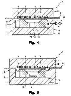 Patent EP1506823A1 - inrichting en werkwijze voor elektromagnetische hoge energie puls vormen ... - Google Patents
