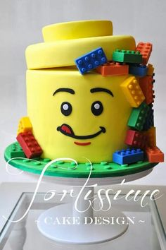 LEGO Birthday Cakes for Boys | Birthday Cakes for Boys