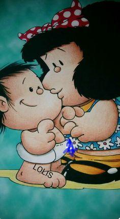 Mafalda Quotes, Jim Davis, Cartoon Wall, Snoopy Love, Just For Fun, Sanrio, Legos, The Beatles, Illustration