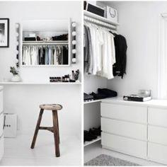BEAUTIFUL BEDROOM & WALK-IN CLOSET | HOMESiCK