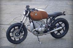 BMW R80S 'Schizzo' by Marcus Walz