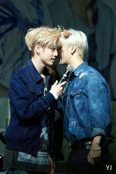 their gayness levels are off the charts .. i love it #markson