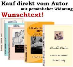 Chrissys Tagebuch, Dunkle Perlen, Hemmungslos frivol direkt vom Autor kaufen - mit persönlicher Widmung - Wunschtext!_