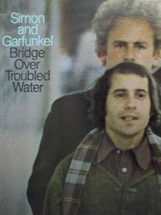 """I recently learned that the photo on the cover of """"Bridge Over Troubled Water"""" was a spontaneous picture.  It was taken on a moving walkway in a Los Angeles airport.  Right now, I'm listening to the catchy """"Keep The Customer Satisfied"""" in the """"repeat mode"""" of iTunes.  As enjoyable as it is, there comes a time to move on to the other great songs on the album:)"""