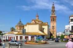 Carmona ( Province of Seville ) : San Peter church