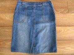 Spódnica jeansowa H&M 40 (5336573916) - Allegro.pl - Więcej niż aukcje.