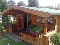 casute de lemn pret - Căutare Google Shed, Outdoor Structures, Interior, Garden, House, Google, Indoor, Garten, Backyard Sheds