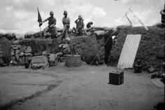 British piquet at Belfast, Transvaal Province © IWM (Q 72411) Boer War 1899-1902