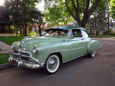 1951 Chevrolet Deluxe Coupe Maintenance/restoration of old/vintage vehicles: the material for new cogs/casters/gears/pads could be cast polyamide which I (Cast polyamide) can produce. My contact: tatjana.alic@windowslive.com