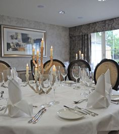 The 4* Arden Hotel, Statford Upon Avon,  complete with a chic Brasserie.