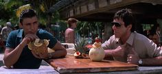 "Tony Montana and Manny Ribera - The Best Style Moments in ""Scarface"" 