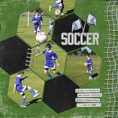 Image detail for -Soccer 2009 - digital scrapbooking - gallery - upload your scrapbook ... #scrapbookideas #scrapbooking101