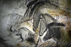 CHAUVET - encore une belle photo de la grotte