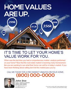 Flyer helping create seller urgency. #FarmingFlyers | Real Estate ...