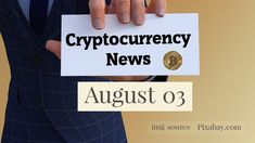 Cryptocurrency News Cast For August 3rd 2020 ?