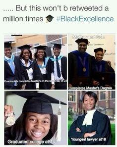 #BlackExcellence