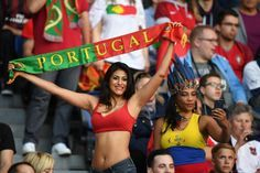 Eurocopa 2016: Las mejores aficionadas de la Eurocopa | PORTUGAL