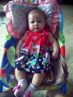 Baby girl #syafira