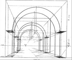 Perspective Drawing Lessons, Teaching Drawing, Geometric Drawing, Architecture Drawings, Art Studies, Drawing Tips, Still Life, Art Reference, Geometry