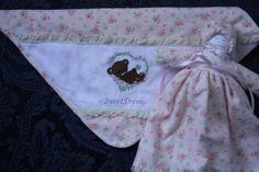 Receiving Blanket Doll Set