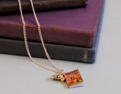 This mini-version of your favourite storybook. | 34 Charming Accessories All Fairy Tale Lovers Need