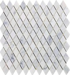 Epoch Tile Italian Venatino Polished Marble Diamond 12 x 12 Stone Mosaic Tile at Menards®: Epoch Tile Italian Venatino Polished Marble Diamond 12 x 12 Stone Mosaic Tile - $19