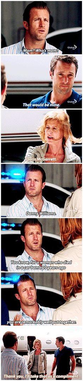 # DANNY WILLIAMS # STEVE MCGARRETT # MOM # 3.01