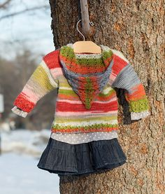 Ravelry: January Baby Cardigan pattern by Tonia Barry