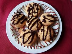Zsuzsa ízutazásai.: Jojó fánk Muffin, Cookies, Breakfast, Food, Crack Crackers, Morning Coffee, Biscuits, Essen, Muffins