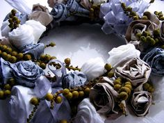 Your place to buy and sell all things handmade Paper Flower Wreaths, Paper Flowers, Create Image, Wedding Anniversary, Birthday Gifts, Interior Decorating, Pure Products, Halloween, Handmade Gifts