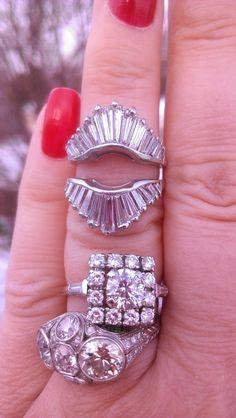 Ring circa 1950s
