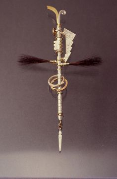 Staff Brooch | Flickr - Photo Sharing!