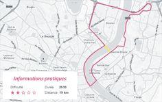 Balade à Vélo, rive gauche/rive droite, Bordeaux