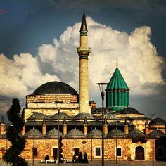 Konya Hz Mevlana Müzesi