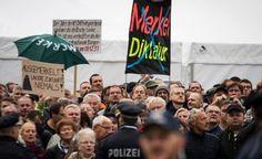 Einheitsfeier in Dresden - Ich wünsche Ihnen einen erfolgreichen Tag - Frankfurter Rundschau