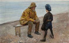 Christian Krohg 1852-1925: Gode venner