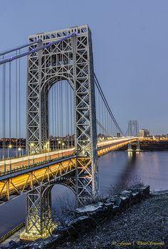 George Washington Bridge - Rush Hour