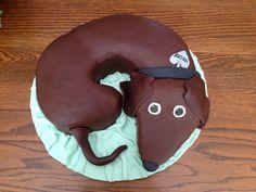 Daschund Cake                                                                                                                                                                                 Mehr