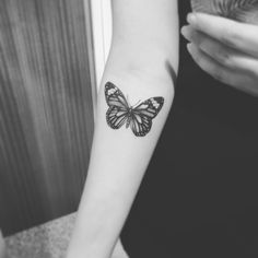 My new butterfly tattoo