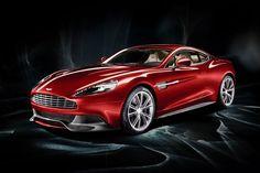 Aston Martin Vanquish.... Hot Hot Hot..... Cheers... Big Al Connolly